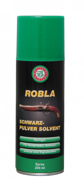 ROBLA Schwarzpulver Solvent Spray 200 ml