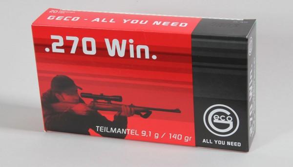 Geco .270 Win TLM 20