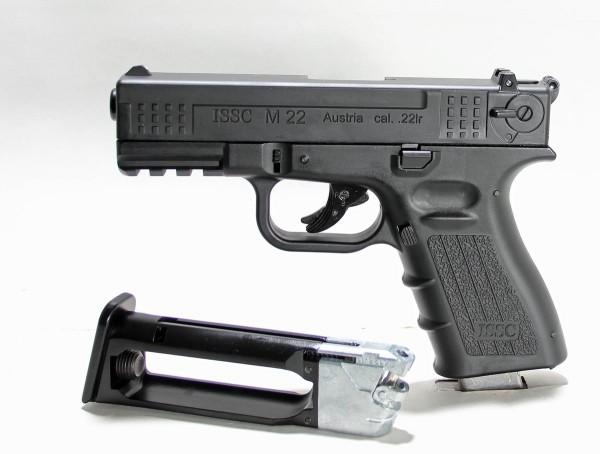 ISSC M22 Co2 Luftpistole BB Kal. 4,5mm Blow Back