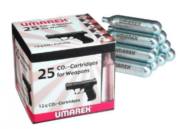 Umarex CO 2 Kapseln im 10er Pack