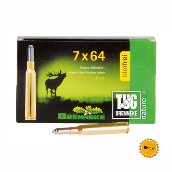 BRENNEKE 7x64 TUG nature+ Munition