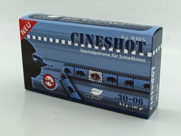 DAG 30.06 Cineshot 400 Schuss