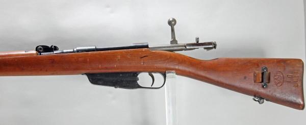 Carcano lang Modell 1938 Kal 6,5 FAT 1943
