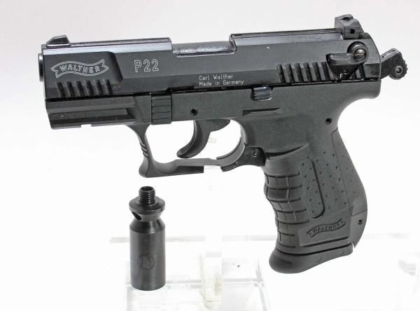 Walther P22 Schreckschuss Pistole