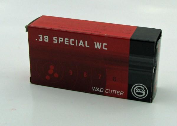 Geco 32 S&W Long WC.