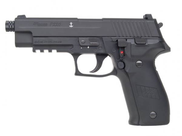Sig Sauer Pistole P226 CO2