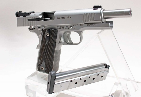 Sig Sauer 1911 Traditional Match Elite Stainless