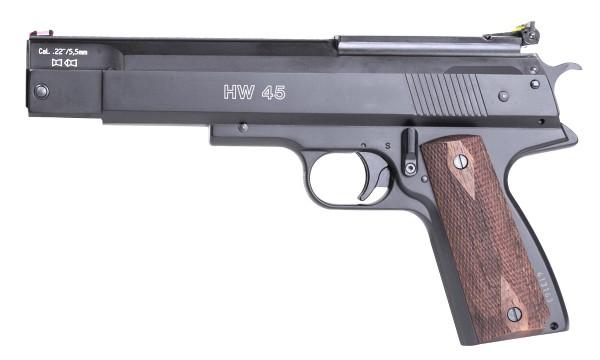 Weihrauch Luftpistole HW 45