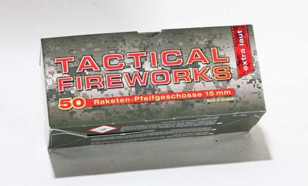 Tactical Fireworks Pfeifpatronen
