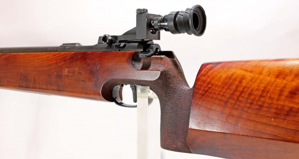 Walther Match KK Büchse Kal. 22 L.R. mit Diopter