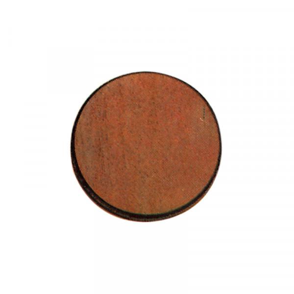 KEILERBRETT dunkelbraun D 12 cm