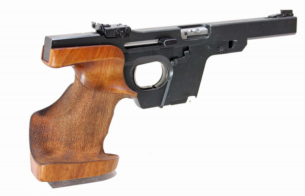 Walther GSP Sportpistole Kal 22 L.R. sehr gut