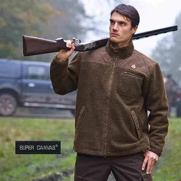 SHOOTERKING Faserpelzjacke GR. M