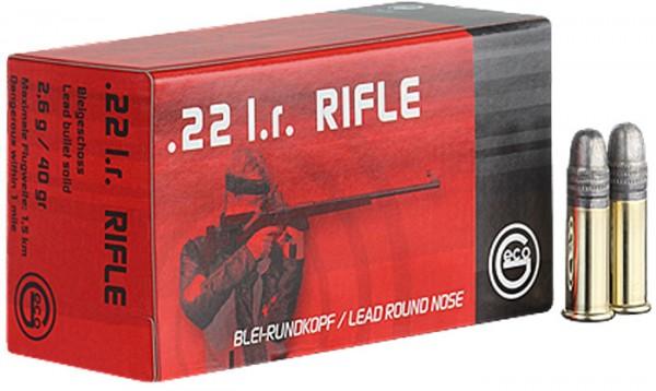 Geco Rifle KK Patrone 22 L.R.