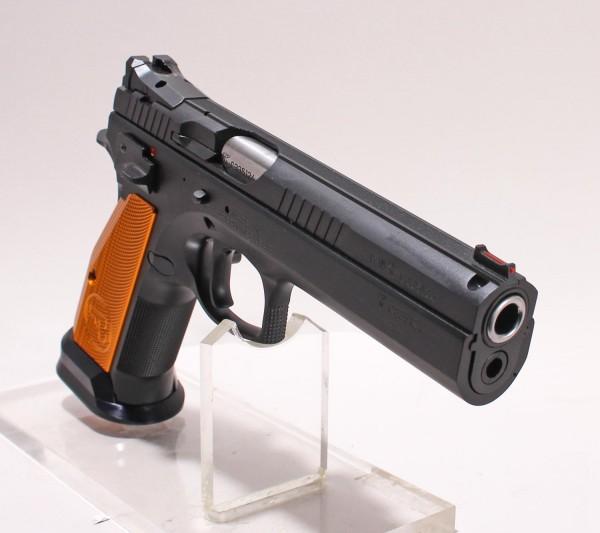 CZ 75 Tactical Sport ORANGE 9X19