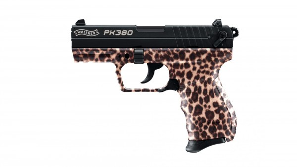 Walther PK 380 cheetah Schreckschuss Pistole