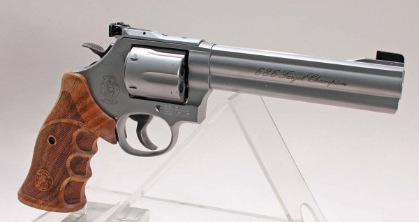 S&W Revolver Mod. 686 Target Champion