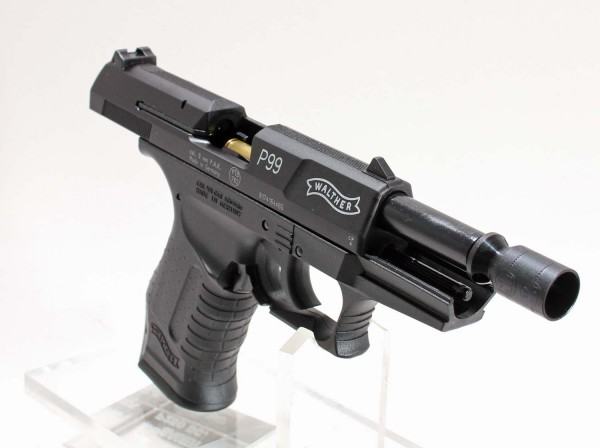 Walther P99 Sicherheitsset mit Pfefferspray