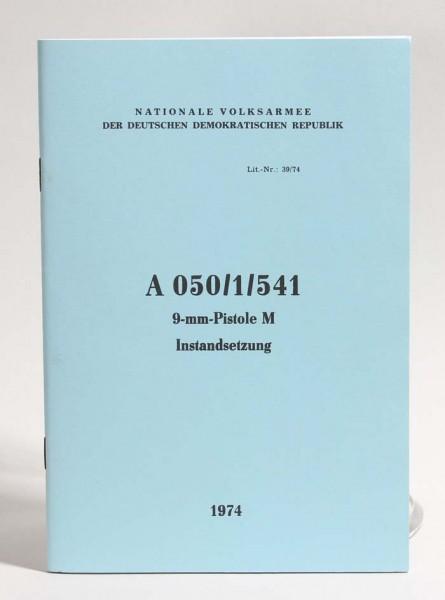 Handbuch NVA Makarov Instandsetzung