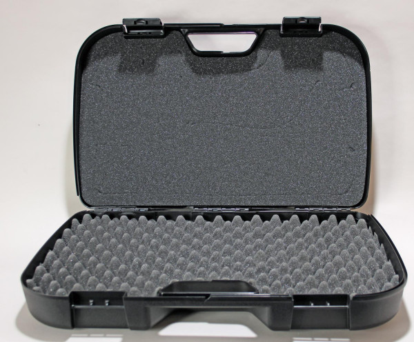 Waffenkoffer extra gross Kunststoff