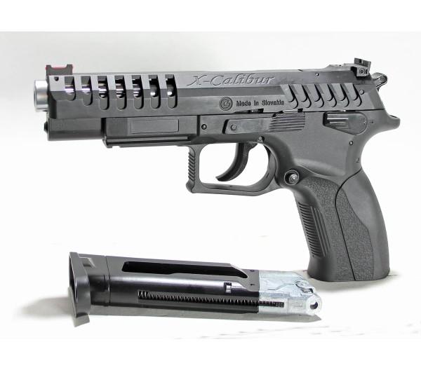 X-Calibur Grand Power Co2 Luftpistole BB 4,5 mm