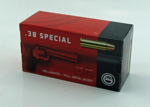 Geco 38 Spezial Vollmantel