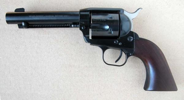 """HW Revolver SA 5 1/4 SA"""" VN 9MM KNALL,"""
