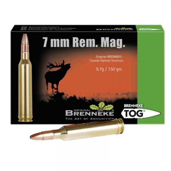 BRENNEKE 7mm Rem. Mag. TOG Munition