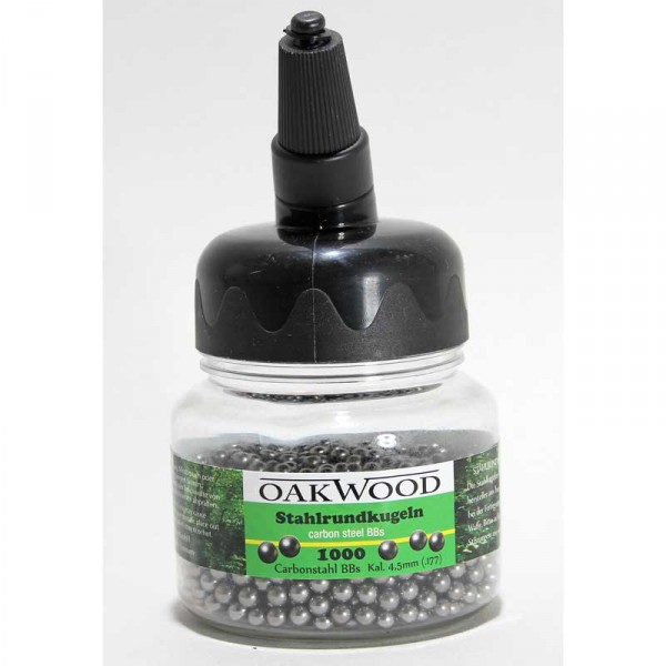 Stahlrundkugeln Oakwood 1000