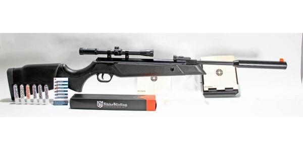 TARGET FORCE 220 SD Luftgewehr SET