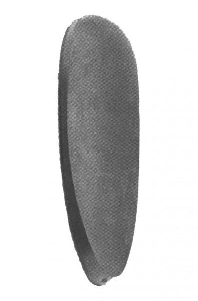 Wegu Voll -Schaftkappe schwarz 15 MM