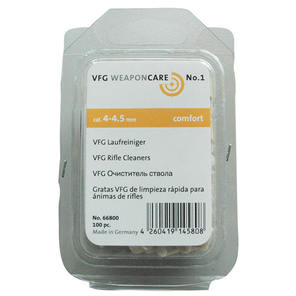 VFG-Superintensivreiniger Dose à 100 Kal. 4 - 4,5 mm