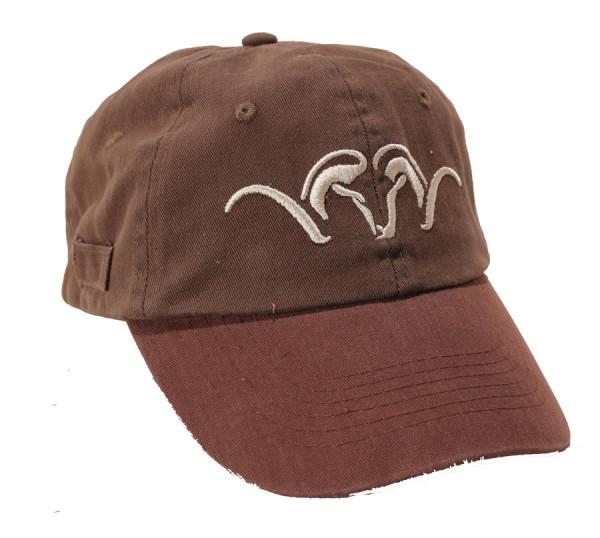 Blaser Mütze Cap zweifarbig