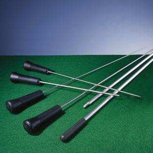 VFG-Putzstock für Faustfeuerwaffen Kaliber .22 bis 6,5 mm