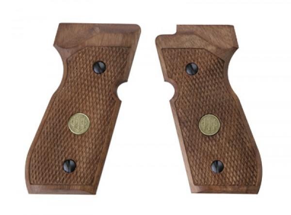 Griffschalen für Beretta 92 FS Co2 Holz