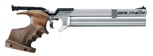 WALTHER LP 400 ALU 4,5MM