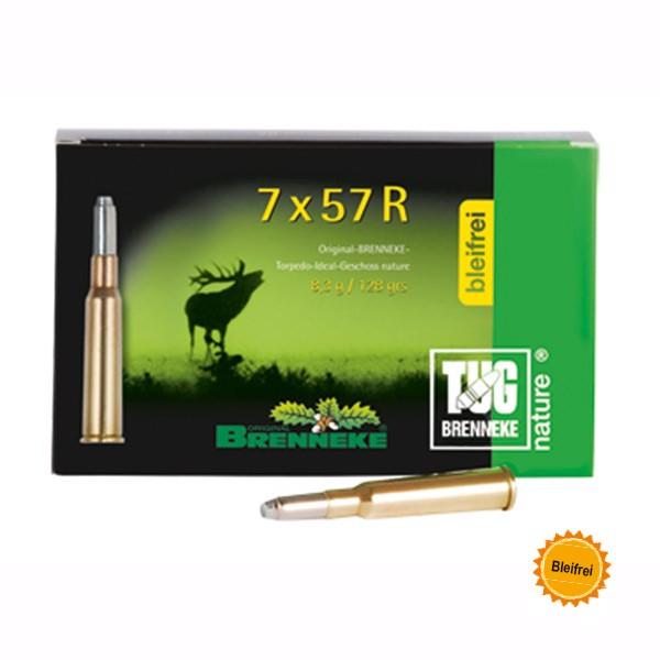 BRENNEKE 7X57R TUG nature+ Munition