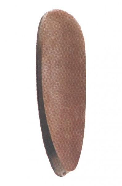 Wegu Voll -Schaftkappe braun 15 MM