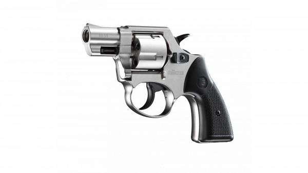 """RÖHM Schreckschuss Revolver RG 59 """"LE PETIT"""" 9 mm nickel"""
