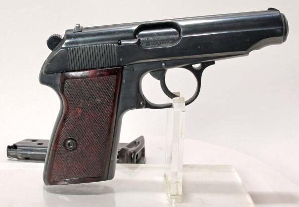 Walam Pistole Kal. 9 kz BJ 58