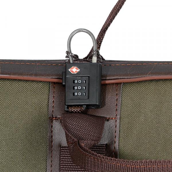 TSA-Vorhängeschloss Sicherung Ihres Gepäcks
