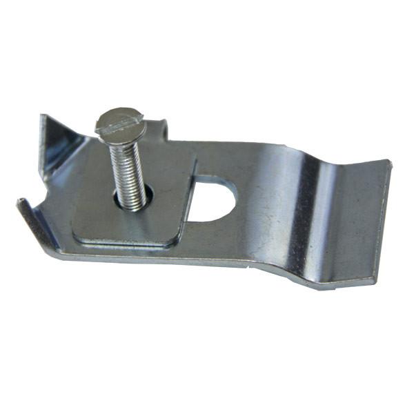 Gehörnklammer EXTRA metall
