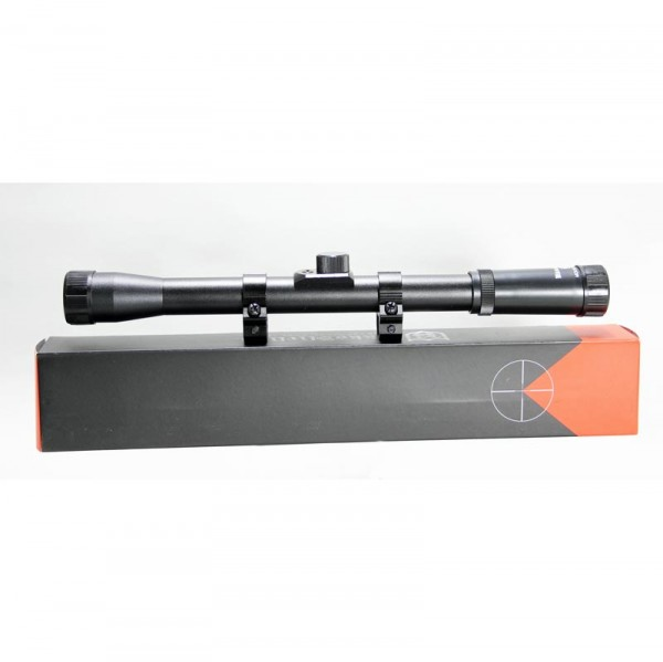 Zielfernrohr 4x20 mit Montage 11mm