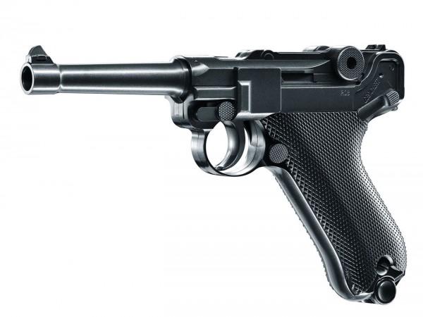 Legends P08 4,5 mm Stahl BB Co2-Pistole