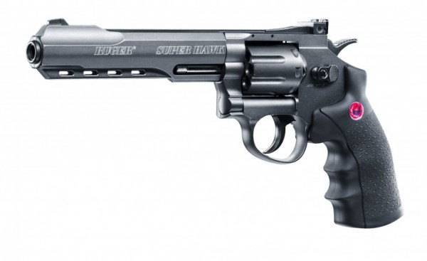 Ruger SuperHawk schwarz Soft Air 6""