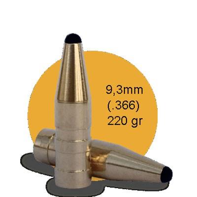 Fox Bullets Kal. 9,3 bleifrei 14,3g - 220grs