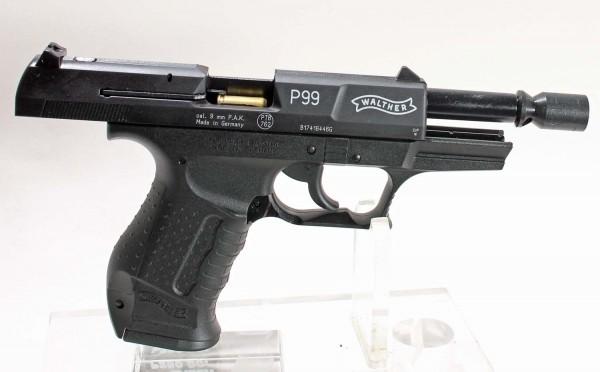 Walther P99 Schreckschusswaffe