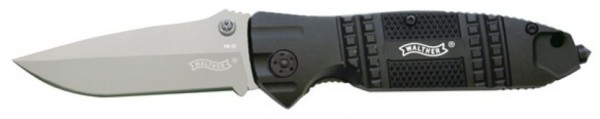 Walther Silver Tac Knife Messer