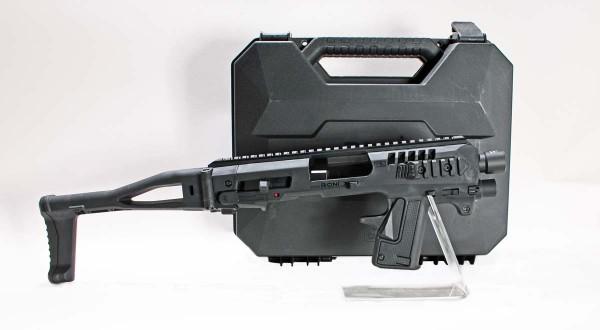 Glock RONI Carbine Conversion Kit CAA Micro schwarz