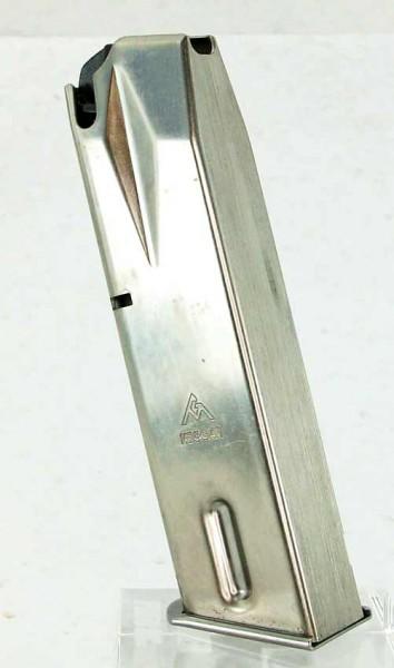 Beretta Modell 92 15 Schuss nickel